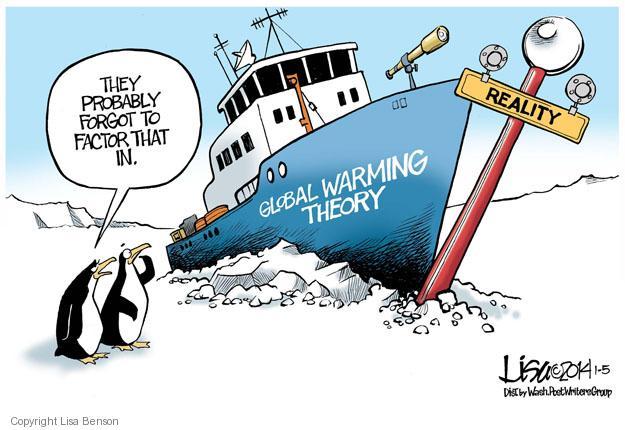 Lisa Benson  Lisa Benson's Editorial Cartoons 2014-01-05 environment