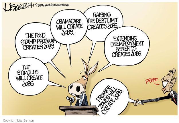 Lisa Benson  Lisa Benson's Editorial Cartoons 2014-01-09 Obamacare