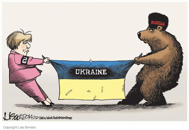 Cartoonist Lisa Benson  Lisa Benson's Editorial Cartoons 2014-02-21 european