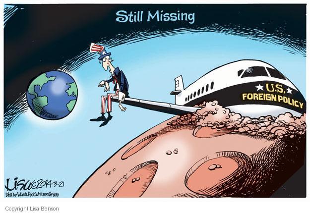 Lisa Benson  Lisa Benson's Editorial Cartoons 2014-03-21 still