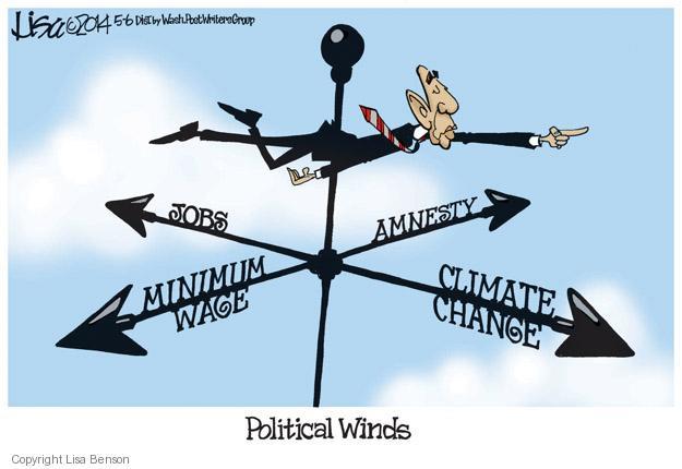 Lisa Benson  Lisa Benson's Editorial Cartoons 2014-05-06 minimum wage