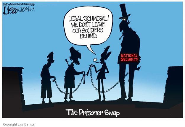 Lisa Benson  Lisa Benson's Editorial Cartoons 2014-06-03 terrorist