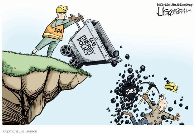 Cartoonist Lisa Benson  Lisa Benson's Editorial Cartoons 2014-06-04 environmental