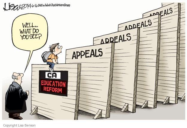 Lisa Benson  Lisa Benson's Editorial Cartoons 2014-06-16 appeal