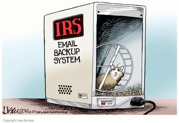 Lisa Benson  Lisa Benson's Editorial Cartoons 2014-06-24 mail
