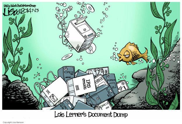 Cartoonist Lisa Benson  Lisa Benson's Editorial Cartoons 2014-07-23 bottom