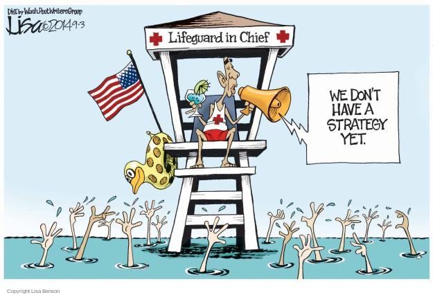 Cartoonist Lisa Benson  Lisa Benson's Editorial Cartoons 2014-09-03 president