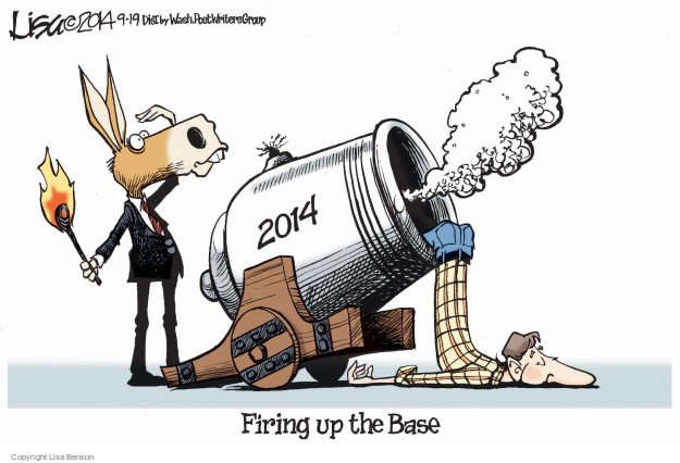 Cartoonist Lisa Benson  Lisa Benson's Editorial Cartoons 2014-09-19 base