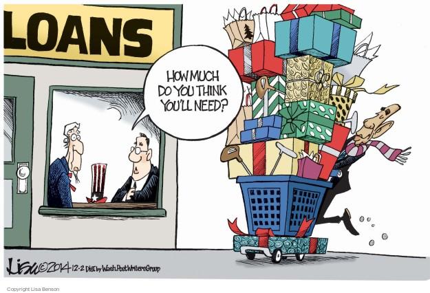 Lisa Benson  Lisa Benson's Editorial Cartoons 2014-12-02 federal budget