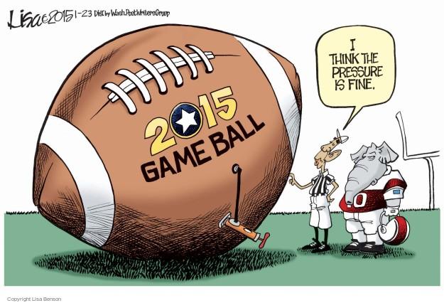 Cartoonist Lisa Benson  Lisa Benson's Editorial Cartoons 2015-01-23 big
