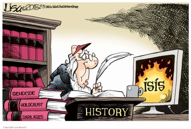 Lisa Benson  Lisa Benson's Editorial Cartoons 2015-02-05 terrorist