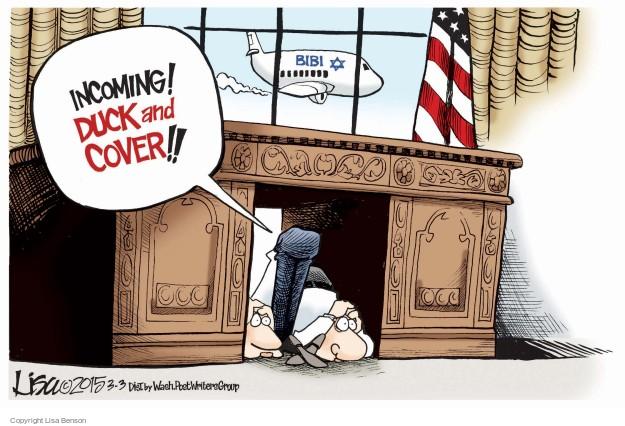 Cartoonist Lisa Benson  Lisa Benson's Editorial Cartoons 2015-03-03 White House