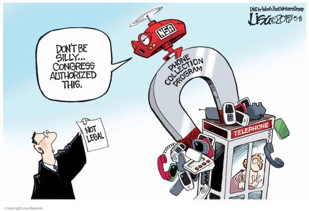 Lisa Benson  Lisa Benson's Editorial Cartoons 2015-05-08 appeals court