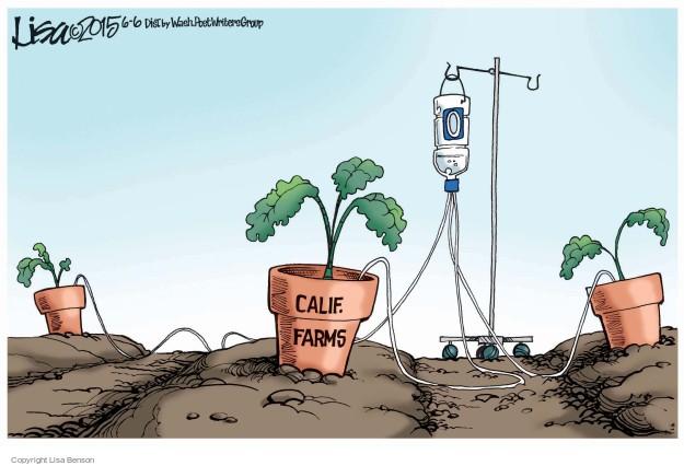 Lisa Benson  Lisa Benson's Editorial Cartoons 2015-06-06 agriculture