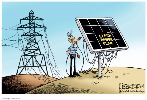 Lisa Benson  Lisa Benson's Editorial Cartoons 2015-08-04 change