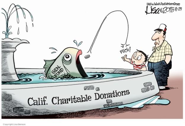 Cartoonist Lisa Benson  Lisa Benson's Editorial Cartoons 2015-08-29 donor