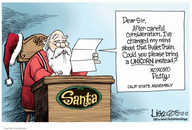 Cartoonist Lisa Benson  Lisa Benson's Editorial Cartoons 2015-12-12 careful
