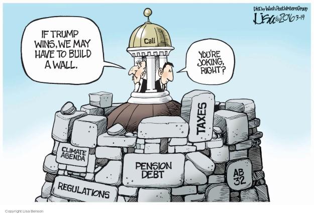 Lisa Benson  Lisa Benson's Editorial Cartoons 2016-03-19 change