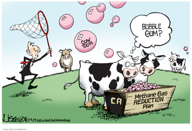 Cartoonist Lisa Benson  Lisa Benson's Editorial Cartoons 2016-09-23 Jerry Brown