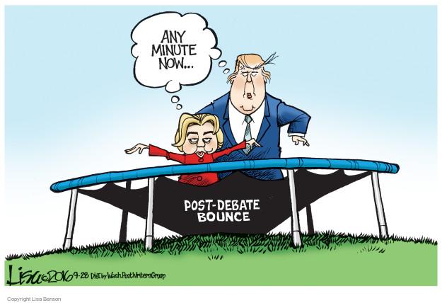 Cartoonist Lisa Benson  Lisa Benson's Editorial Cartoons 2016-09-28 post