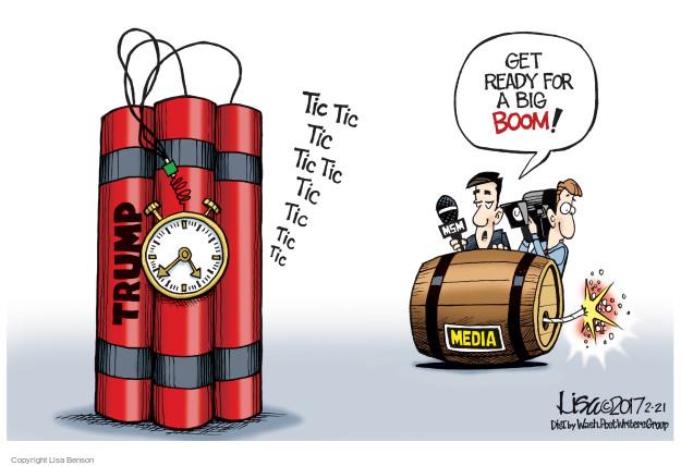 Lisa Benson  Lisa Benson's Editorial Cartoons 2017-02-21 boom