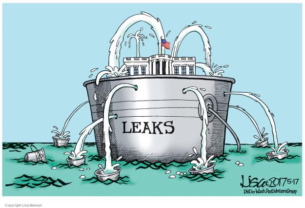 Leaks.