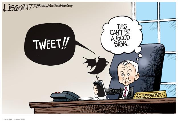 Cartoonist Lisa Benson  Lisa Benson's Editorial Cartoons 2017-07-25 Donald Trump
