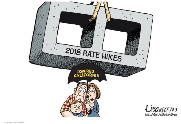 Lisa Benson  Lisa Benson's Editorial Cartoons 2017-08-03 price