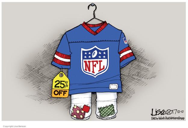 Cartoonist Lisa Benson  Lisa Benson's Editorial Cartoons 2017-10-10 business