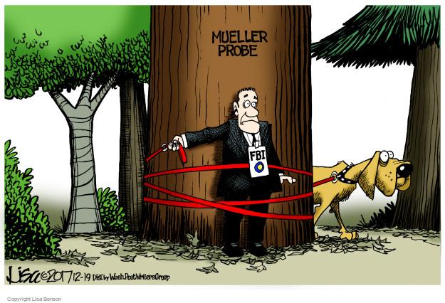 Mueller probe. FBI.