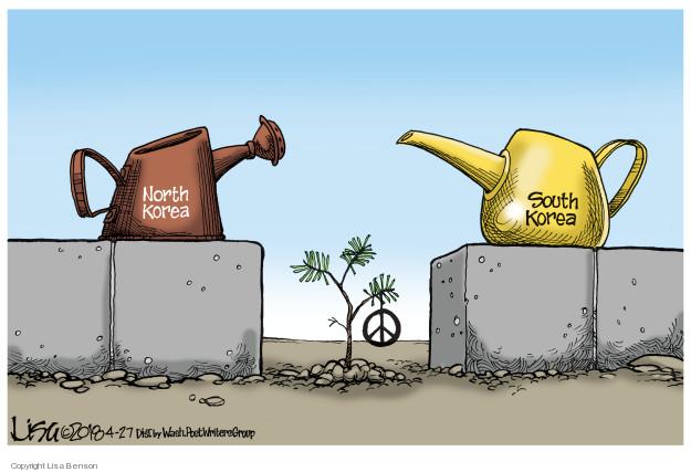 Lisa Benson  Lisa Benson's Editorial Cartoons 2018-04-27 United Nations