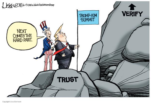 Lisa Benson  Lisa Benson's Editorial Cartoons 2018-06-13 American