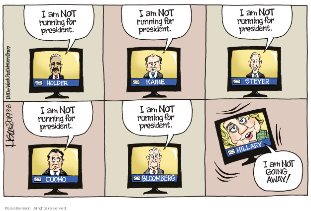Lisa Benson  Lisa Benson's Editorial Cartoons 2019-03-08 state election