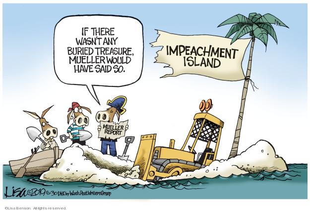 Lisa Benson  Lisa Benson's Editorial Cartoons 2019-05-30 independent