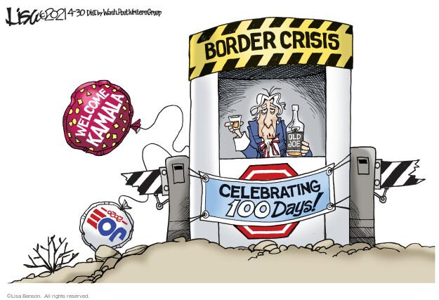 Lisa Benson  Lisa Benson's Editorial Cartoons 2021-04-30 state