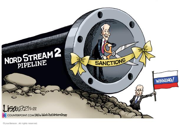 Lisa Benson  Lisa Benson's Editorial Cartoons 2021-05-22 state