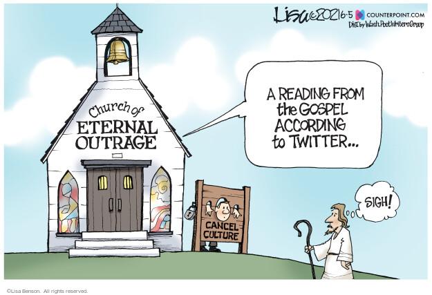 Lisa Benson  Lisa Benson's Editorial Cartoons 2021-06-05 Lisa Benson