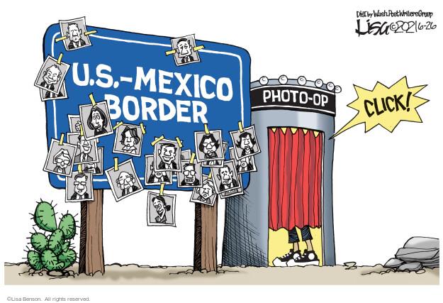 Lisa Benson  Lisa Benson's Editorial Cartoons 2021-06-26 state