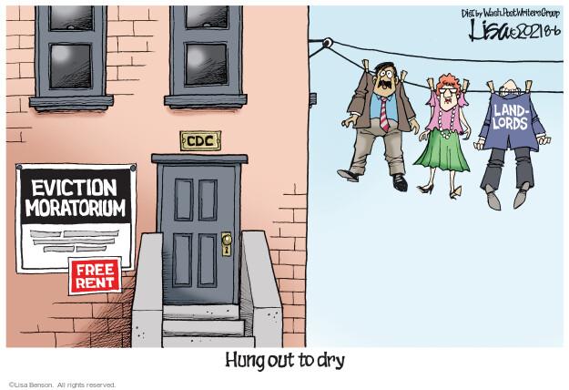 Lisa Benson  Lisa Benson's Editorial Cartoons 2021-08-06 Lisa Benson