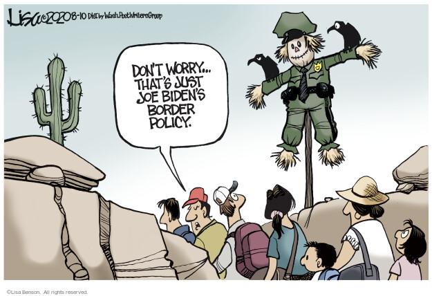 Lisa Benson  Lisa Benson's Editorial Cartoons 2021-08-10 state