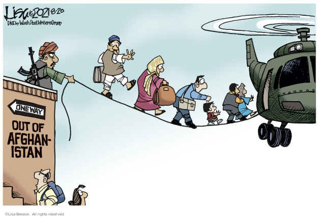 Lisa Benson  Lisa Benson's Editorial Cartoons 2021-08-20 state