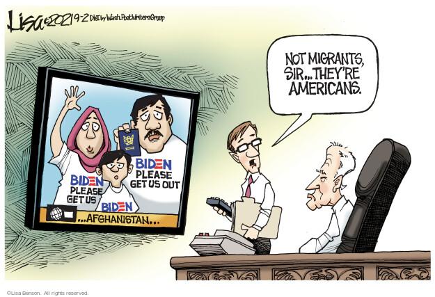 Lisa Benson  Lisa Benson's Editorial Cartoons 2021-09-02 state