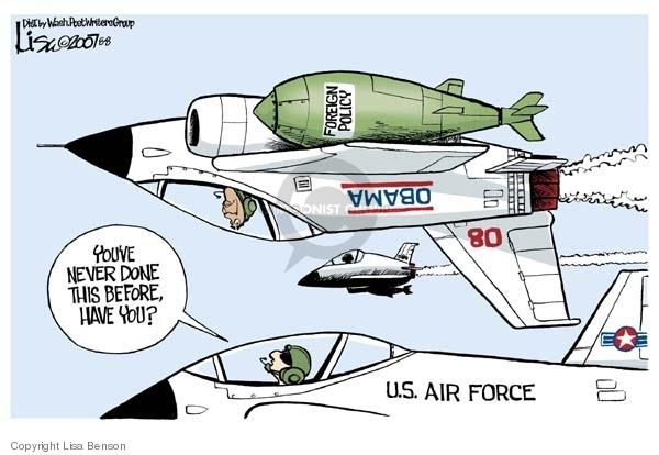 Cartoonist Lisa Benson  Lisa Benson's Editorial Cartoons 2007-08-08 senator