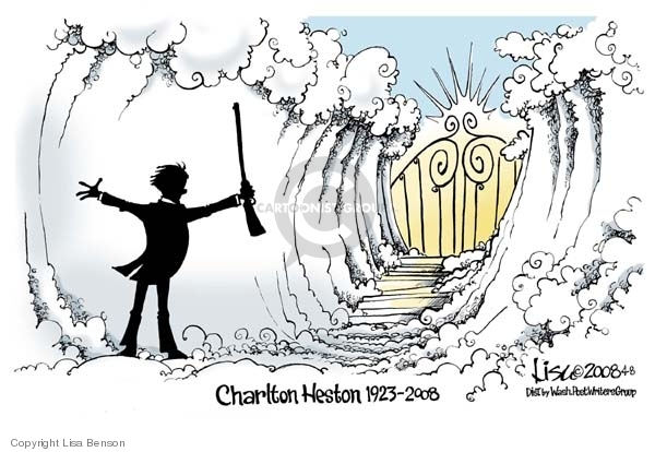 Cartoonist Lisa Benson  Lisa Benson's Editorial Cartoons 2008-04-08 association
