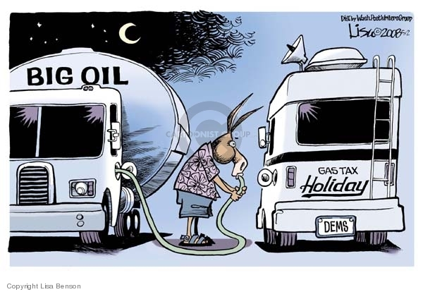 Cartoonist Lisa Benson  Lisa Benson's Editorial Cartoons 2008-05-02 big