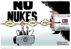Cartoonist Lisa Benson  Lisa Benson's Editorial Cartoons 2009-04-07 North Korea