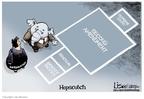 Cartoonist Lisa Benson  Lisa Benson's Editorial Cartoons 2009-06-01 game