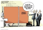 Cartoonist Lisa Benson  Lisa Benson's Editorial Cartoons 2009-08-21 'scuse