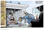 Cartoonist Lisa Benson  Lisa Benson's Editorial Cartoons 2010-01-11 climate