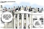 Cartoonist Lisa Benson  Lisa Benson's Editorial Cartoons 2010-07-21 why